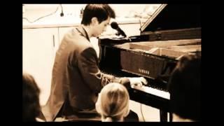 Incredible Blues Pianist Luca Sestak's Slow Blues Improvisation.