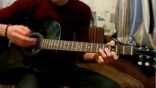 """Как Играть """"Madcon - Beggin"""" Урок На Гитаре (Для Начинающих)"""