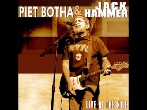 Piet Botha & Jack Hammer – Goeienag Generaal.
