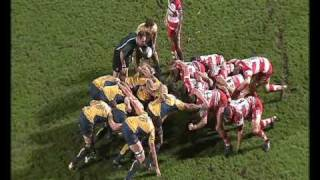Gloucester Australia  city photos : Qantas Wallabies v Gloucester - Match Highlights