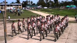 Video CEBU PROVINCE : BSP AREA 7 ENCAMPMENT 2014 : SRNHS - SPARTA IN THEIR FANCY DRILL. MP3, 3GP, MP4, WEBM, AVI, FLV Desember 2017