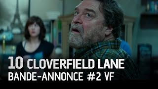 Nonton 10 Cloverfield Lane   Bande Annonce  2  Vf    Au Cin  Ma Le 16 Mars 2016  Film Subtitle Indonesia Streaming Movie Download