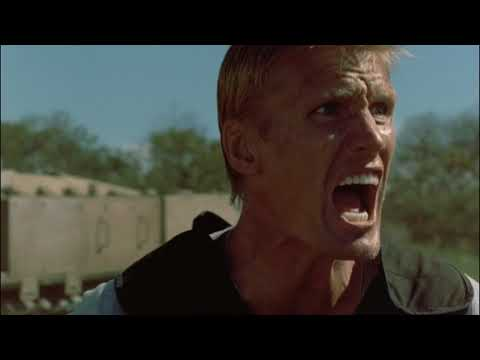 The Best Moment in the Dolph Lundgren movie Sweepers