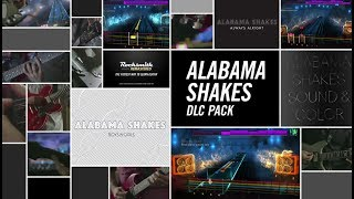 "Learn to play 4 soulful blues rock hits by Alabama Shakes! ""Hold On,"" ""Gimme All Your Love,"" ""Always Alright,"" and ""Don't Wanna Fight"" will be available today on Xbox Live, PlayStation Network, and Steam. The songs may be posted later for players in territories served by the European PlayStation Store due to differences in publishing times. See the tunings and arrangements below. ""Hold On"" – E Standard – Lead/Rhythm/Bass""Gimme All Your Love"" – E Standard – Lead/Rhythm/Bass""Always Alright"" – E Standard – Lead/Rhythm/Bass""Don't Wanna Fight"" – Eb Standard – Lead/Rhythm/BassFor more information, visit http://www.rocksmith.com"