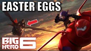 Video 70 Easter Eggs of BIG HERO 6 You Didn't Notice MP3, 3GP, MP4, WEBM, AVI, FLV Juli 2018