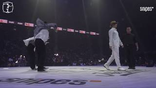 Tai & Fire Bac vs Nury & Young G – Juste Debout 2019 Popping QUARTER FINAL