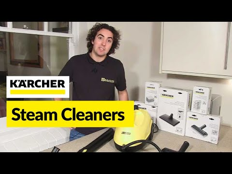 Benefits of steam cleaning - Karcher