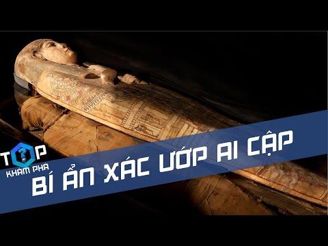Giải mã bí ẩn xác ướp Ai Cập cổ đại - Sự thật về những lời nguyền chết chóc [Top 1 Khám Phá] - Thời lượng: 10 phút.