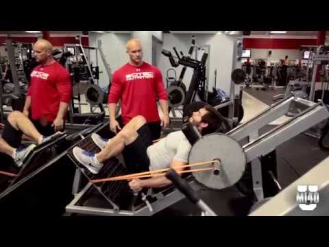 Training - http://tinyurl.com/MI40Xtreme - Leg Training | 6 Essentials of Training Application - Ben Pakulski and Brandon Crowe - Learn how to optimally build massive legs by applying the 6 essentials...