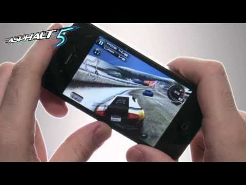 Gameloft Games optimized for iPhone 4