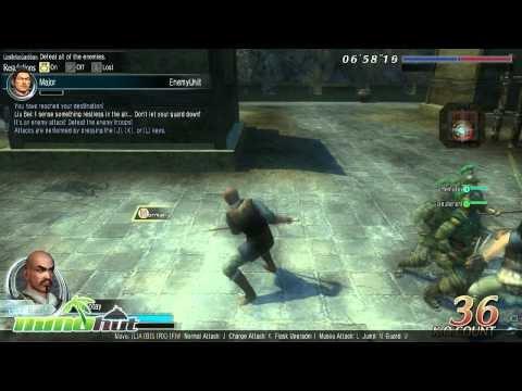 Dynasty Warriors Online Tanıtımı