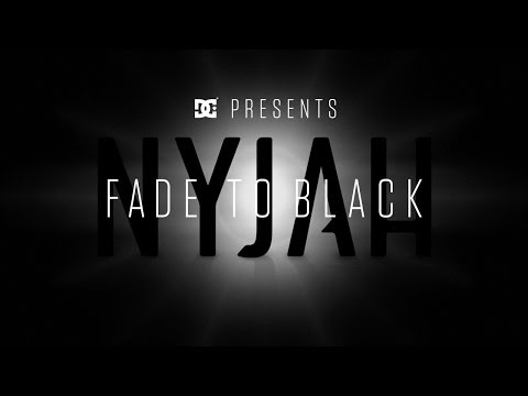 Black - There's only one way to say it. The Nyjah Fade To Black video part is five minutes of some of the gnarliest skateboarding in history. Fasten your seatbelts.....