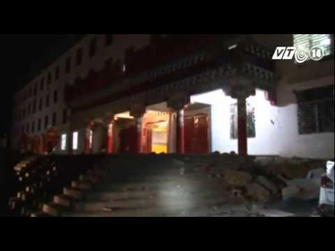 Động đất tại Nhật Bản và Trung Quốc