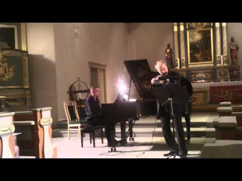 Berry McKimm: Piccolo Concerto, 2nd mov. - Nicola Mazzanti: piccolo flute