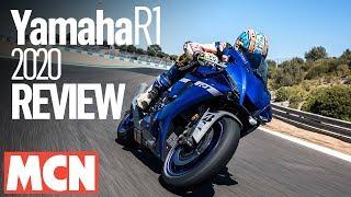 7. 2020 Yamaha R1 review   MCN   Motorcyclenews.com