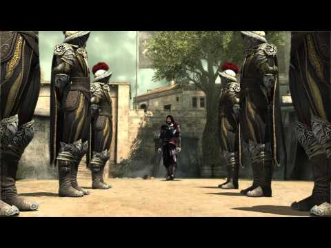 Assassin's Creed Brotherhood Story Trailer - Assassin's Creed: Brotherhood