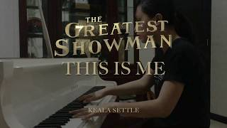 Video This Is Me - Keala Settle (ost. The Greatest Showman) Piano Cover MP3, 3GP, MP4, WEBM, AVI, FLV Mei 2018