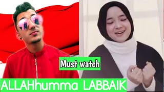 Video *REACTION* SABYAN - ALLAHHUMMA LABBAIK MP3, 3GP, MP4, WEBM, AVI, FLV November 2018