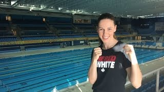 100 Days to the Rio Games: Ice in her Veins: Boxer Mandy Bujold on the COC's new Rio campaign