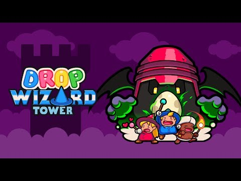 Drop Wizard Tower - Video