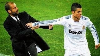 2. The dirty side of El Clasico - Fights, Fouls, Dives & Red cards