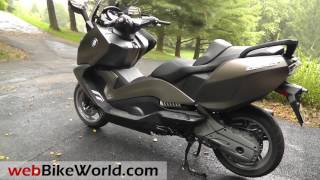 9. 2016 BMW C 650 GT Overview