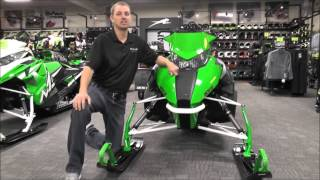 2. 2016 Arctic Cat M8000 153