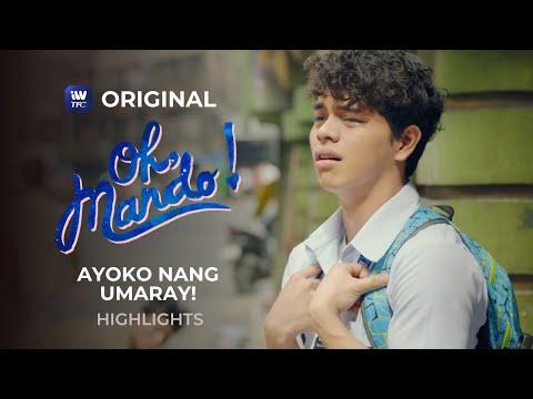 Ayoko nang umaray! | Oh, Mando! Highlights | iWantTFC Original Series