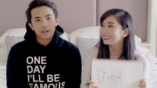 Video WHO CAN DRAW BETTER? (vs Alodia) MP3, 3GP, MP4, WEBM, AVI, FLV Agustus 2018