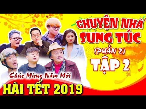 Hài Tết 2019 - Phim Hài Cu Thóc, Giang Còi, Mèo Phò Mới Nhất 2019 - Phần 2 @ vcloz.com