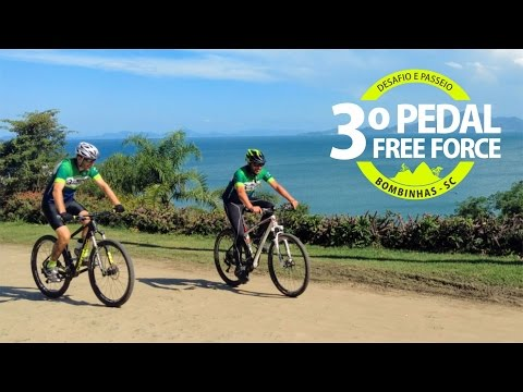 3º PEDAL FREE FORCE - VÍDEO CONVITE OFICIAL
