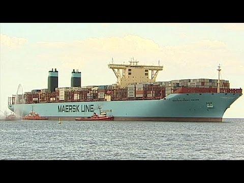 Κατακόρυφη πτώση της κερδοφορίας για την Maersk – economy