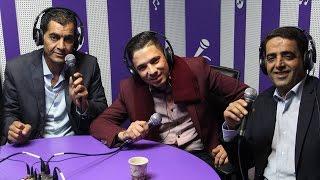 برنامج زجل يستضيف الفنان حسنين المصري و الفنان الشاعر ياسر عودة