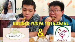 Video VAVA CAKE DAN AYAM JERIT REVIEW!! BY TITI KAMAL MP3, 3GP, MP4, WEBM, AVI, FLV Februari 2018
