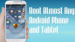 How To ROOT Almost Any Android Device[Jan 2015]