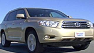 2008-2010 Toyota Highlander Review From Consumer Reports