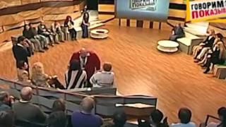 Новая драка в эфире НТВ