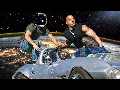 Is FAST AND FURIOUS 9 Really Going to Space!?
