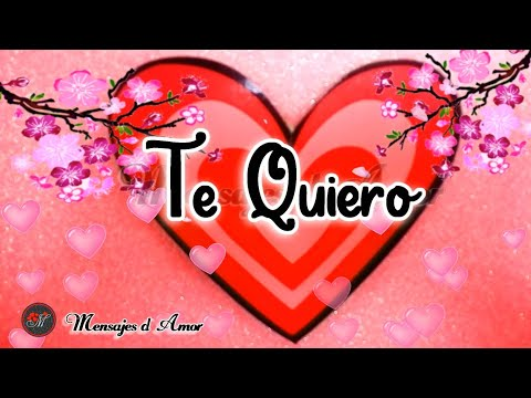 Palabras de amor - HOLA MI AMOR  TE DEDICO ESTE VIDEO POEMA CON MUSICA ROMANTICA  UN MENSAJE HERMOSO PARA TI