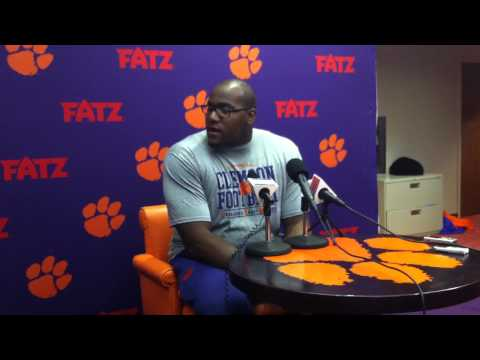 Brandon Thomas Interview 11/18/2013 video.
