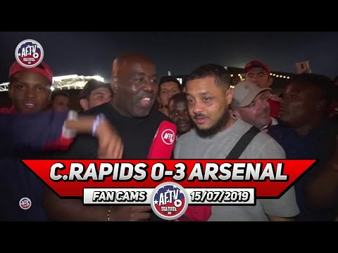 Colorado Rapids 0-3 Arsenal | Troopz Tells Kroenke To Spend!