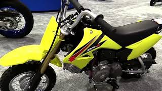 10. 2018 Suzuki DRZ 70 Complete Accs Series Lookaround Le Moto Around The World
