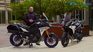 4. Yamaha Tracer 900 & Tracer 900 GT (2018) review | BikeSocial