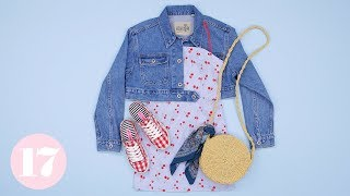 5 Cute AF Outfits For Spring   Style Lab by Seventeen Magazine