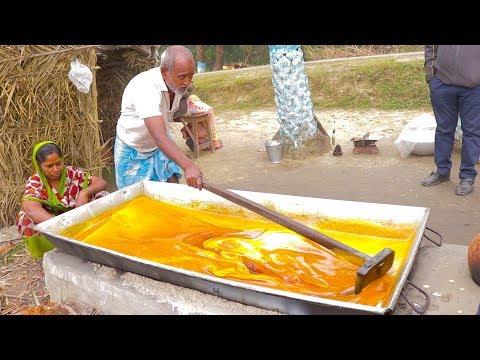 \ பனங்கருப்பட்டி \ எவ்வாறு செய்கிறார்கள் !!! - Jaggery Making Process | Traditional Food | Jaggery Production Process