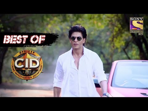 Best of CID - Shahrukh Khan Helps The CID - Full Episode