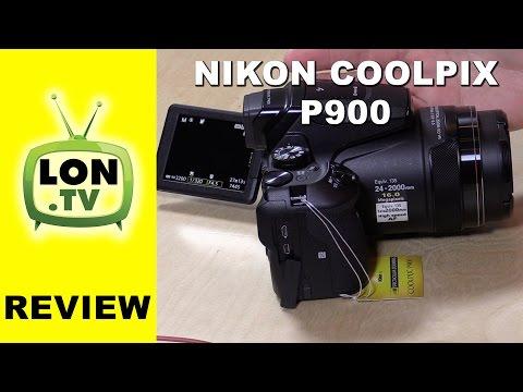 Nikon Coolpix P900 Review – Digital camera with a mega zoom !