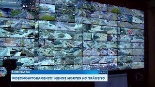 Videomonitoramento reduz mortes no trânsito em Sorocaba