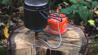 Титановая портативная горелка со шлангом. Fire-Maple BLADE FMS-117T