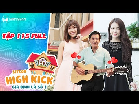 Gia đình là số 1 sitcom | tập 115 full: Diệu Hiền, Kim Chi ngỡ ngàng với mối tình éo le của trai lạ - Thời lượng: 41:21.